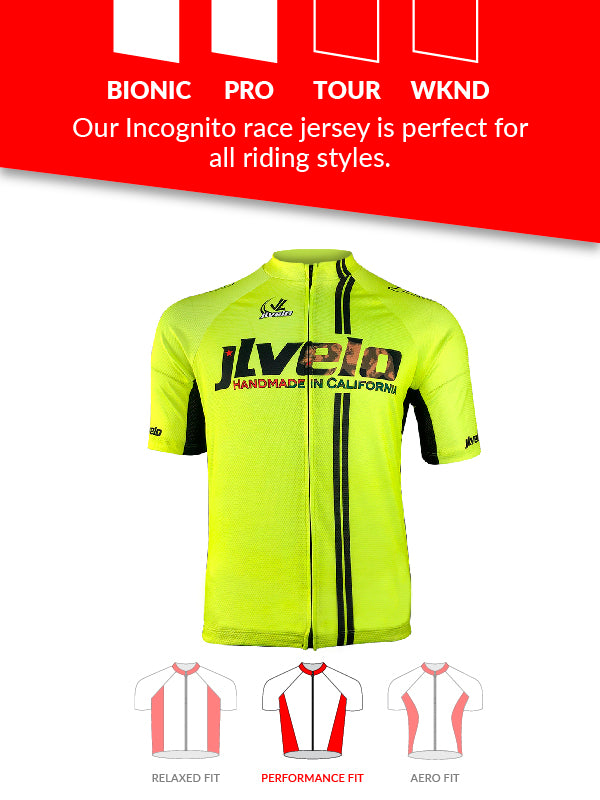 Men's Incognito Jersey