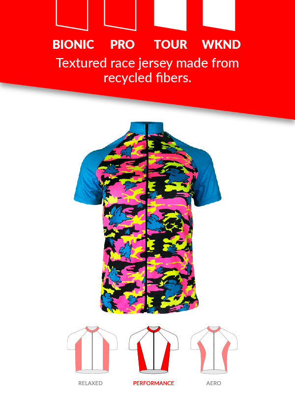 Women's Team Strip Jersey