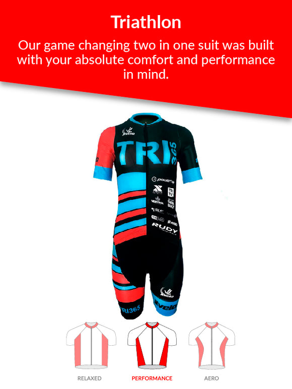 Women's Fusion Triathlon Suit