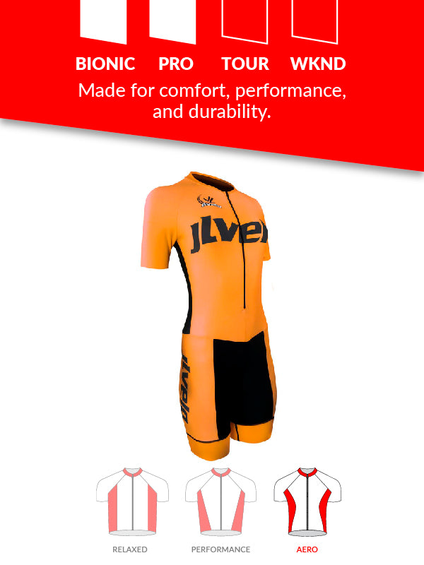Women's Short Sleeve Ringer Skinsuit