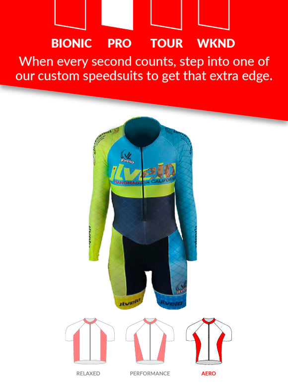Women's Aero Speedsuit