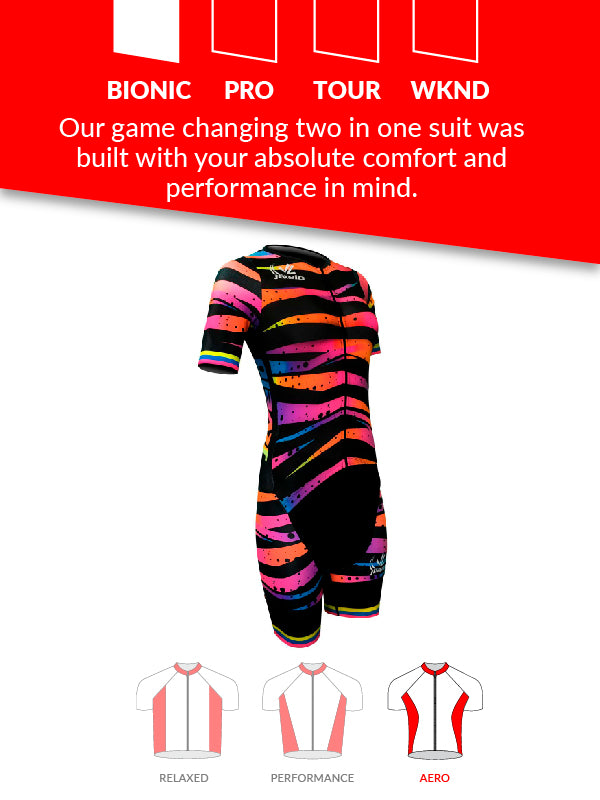 Women's Fusion 2-in-1 Suit
