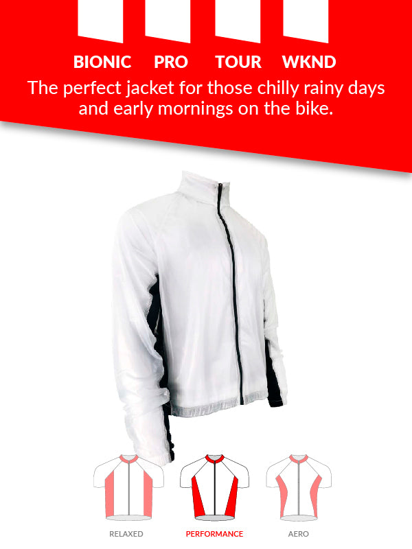 Men's Invisible Jacket