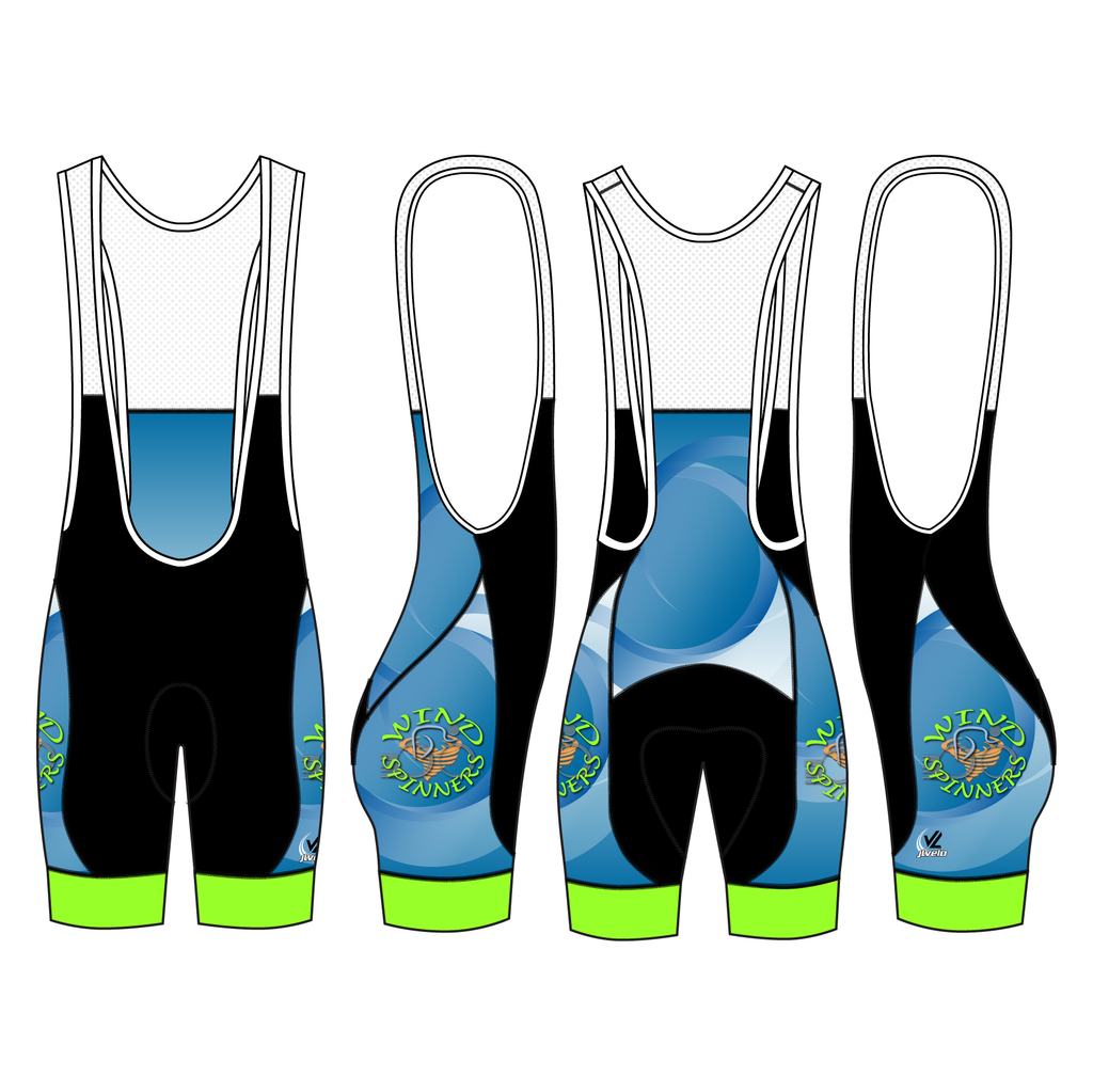 Women's SDP Premium BibShort - WIND SPINNERS