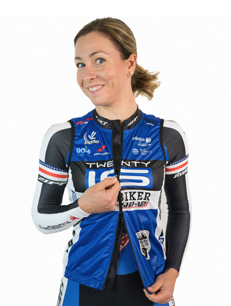Women's Stash Wind Vest