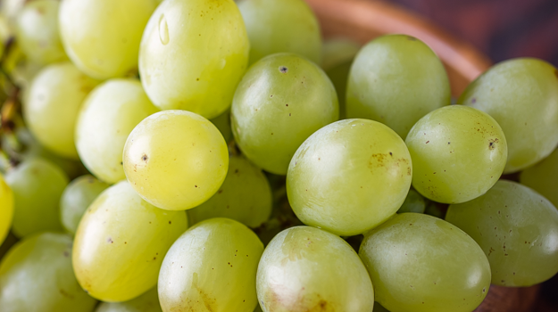 Organic Green Grape