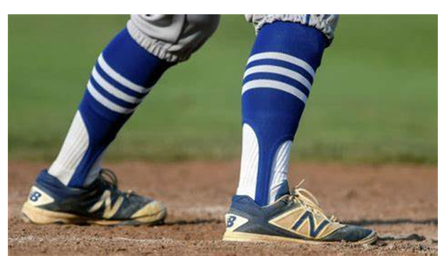 Custom Baseball Socks, EverLighten