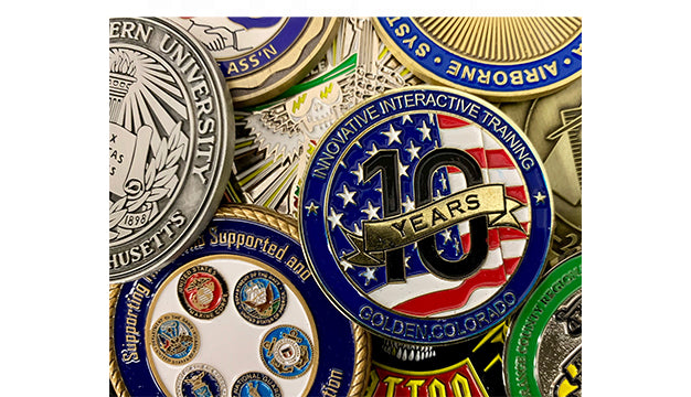 How to Make Custom Challenge Coins?