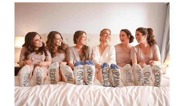 Custom Socks for Wedding – A special Memory