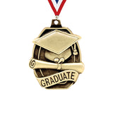 Custom Graduation Medals - EverLighten
