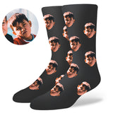 Custom Face Socks, , EverLighten