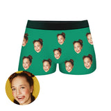 Custom Face Boxer Shorts, , EverLighten