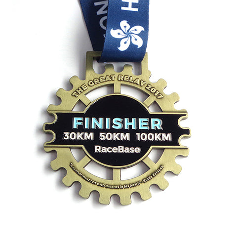 Custom Race Medals, , EverLighten
