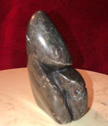 Vintage Shona Sculpture - Hand Carved