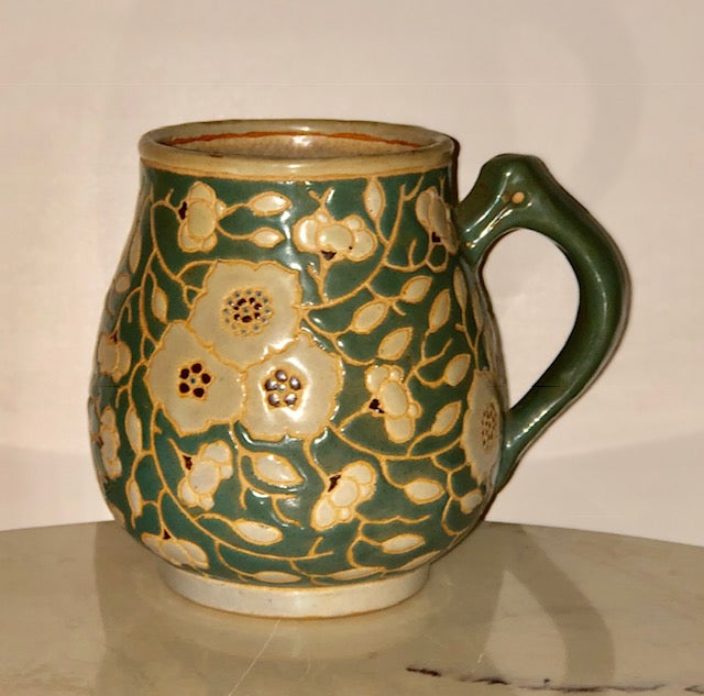 Bien Hoa Pottery Coffee Mug