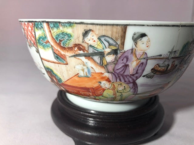 18th Century Chinese Porcelain Bowl