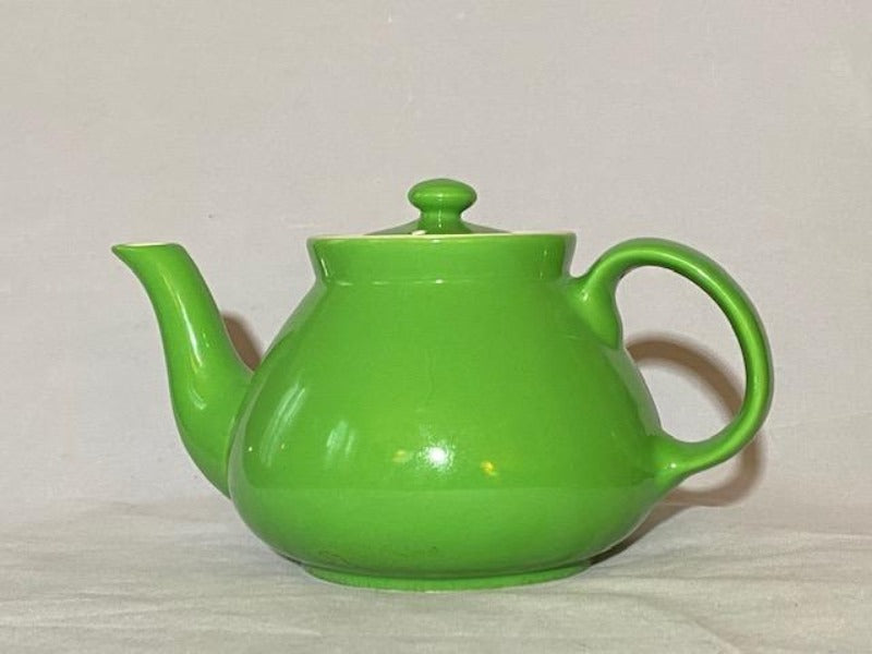 Hall Emerald Green New York Teapot