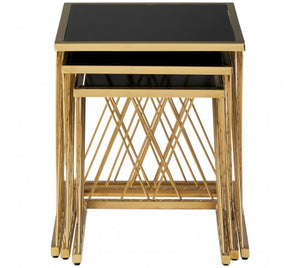 Arezzo Set Of 3 Nesting Tables