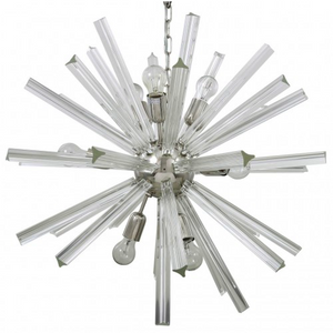 Starburst Ceiling Light