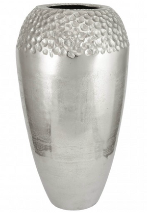 Nickel Vase in 2 Sizes