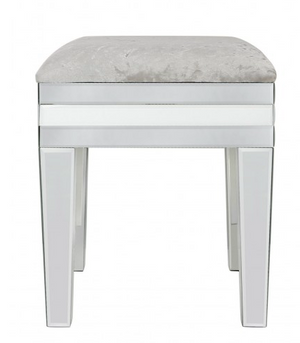 White Top Stool
