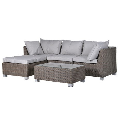 Outdoor Seating Set with Table