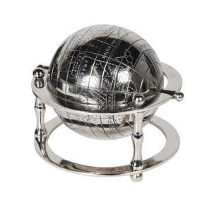 Nickle Plated Globe