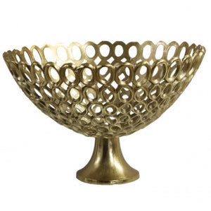 Metal Decorative Bowl