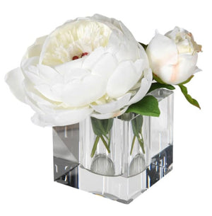 Single Stem Crystal Vase