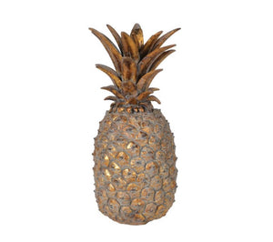 Decorative Golden Pineapple