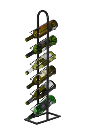 Iron 6 Bottle Wine Rack