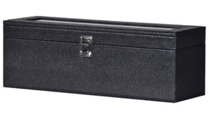 Black Wine and Tools Case
