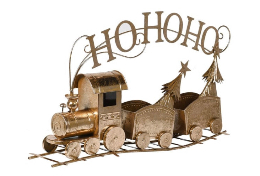 Gold Hohoho Train