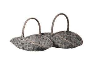 Willow Curved Baskets