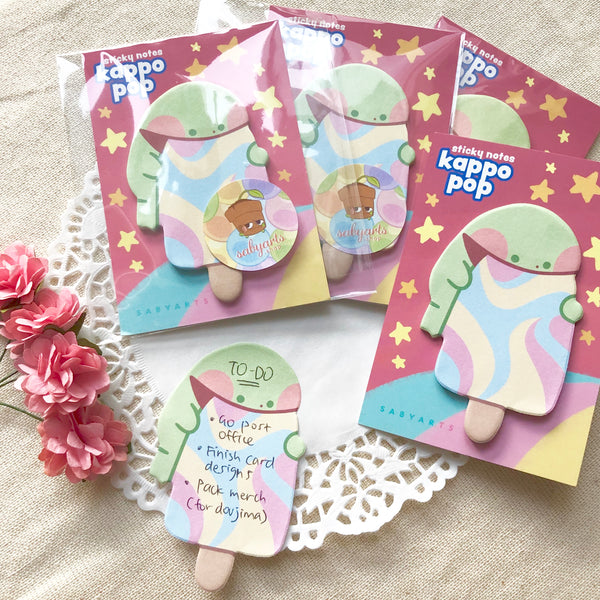 Kappo Pop Sticky Notes