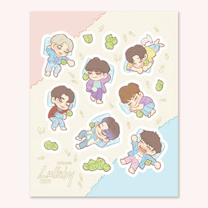 Lullaby Sticker Sheet