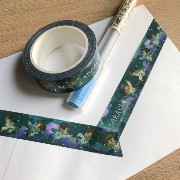 Miracle Washi Tape