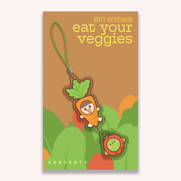 Eat Your Veggies Strap