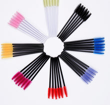 Load image into Gallery viewer, Eyelashes Brushes Mascara Wands Eyelash Comb Makeup Tools