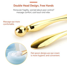 Load image into Gallery viewer, Sleeping Eyes Mask Spatula Face Lift Massager Dark Circles Eye Cream Stick Beauty Tool