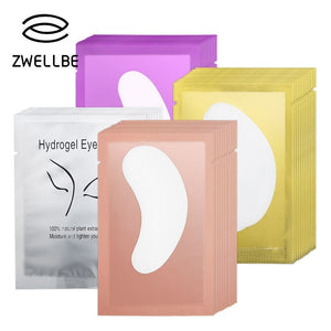 Eyelash Pad Gel Under Eye Patches For Eyelash Extension Makeup Tools