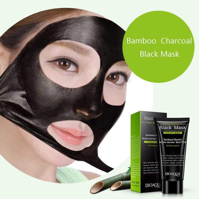 Beauty Face Mask Blackhead Removal Black Mask