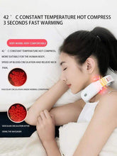 Load image into Gallery viewer, Neck Massager Smart Neck Heating Massage Pain Relief