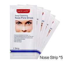 Load image into Gallery viewer, Beauty Face Mask Nose Strips Deep Cleansing Blackhead Remover Nasal Spot Facial Acne Black Head