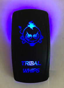 Tribal Whips LED Toggle Switch