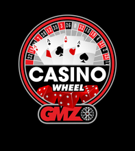 GMZ Casino Non Beadlock Wheel