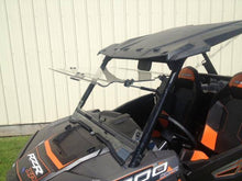 EMP RZR Flip Up Windshield