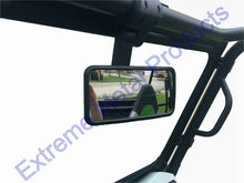 "EMP Smack Back Buggy Mirrors-Rectangle 8"" x 4"" - One Pair"