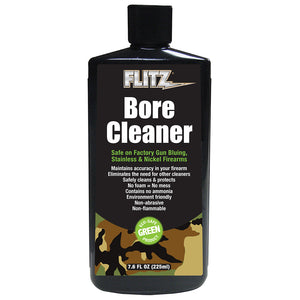 FLITZ GUN BORE CLEANER - 7.6 OZ. BOTTLE