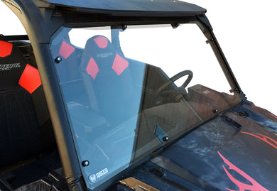 MOTO ARMOR POLARIS GENERAL HARD COATED FULL WINDSHIELD